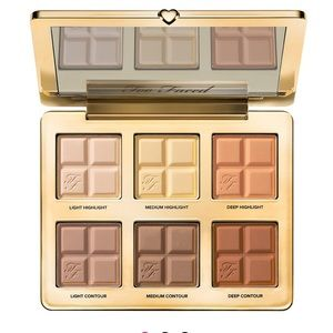 Too Faced Cocoa Contour palette -New